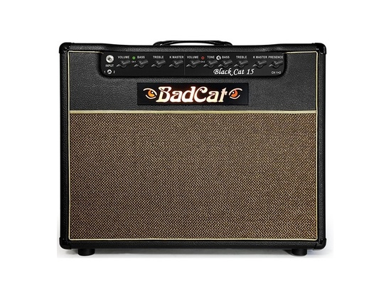 Bad Cat Black Cat 15 Combo Amp