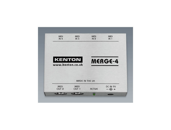 Kenton Midi Merge 4