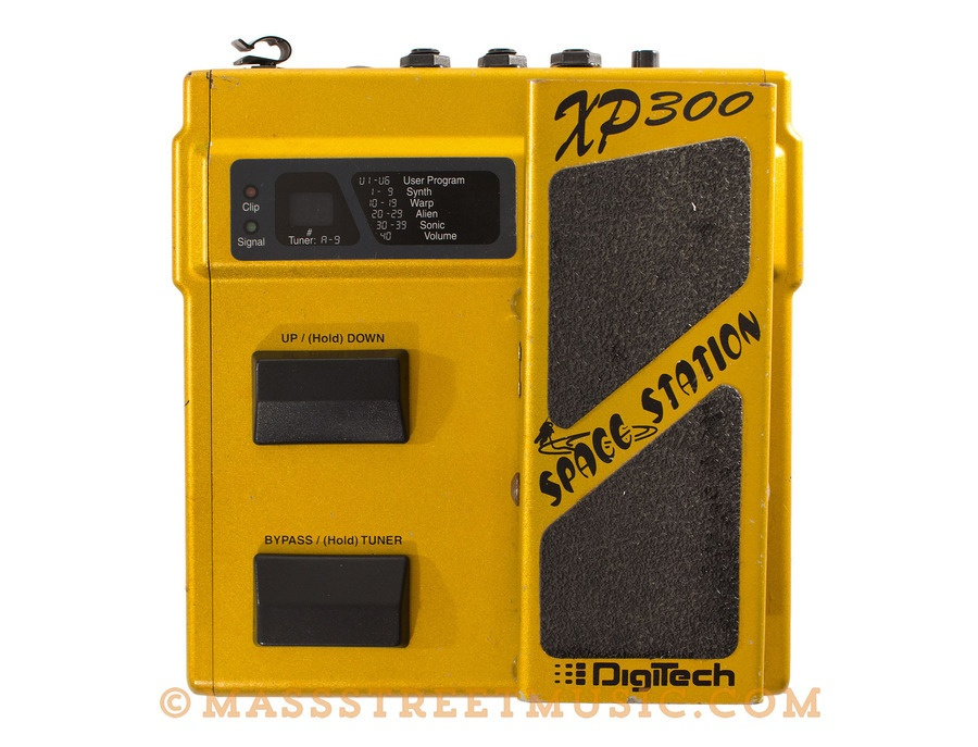 Digitech xp 300 space station xl