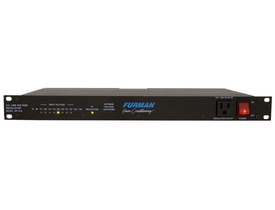 Furman AR-1215 AC Line Voltage Regulator