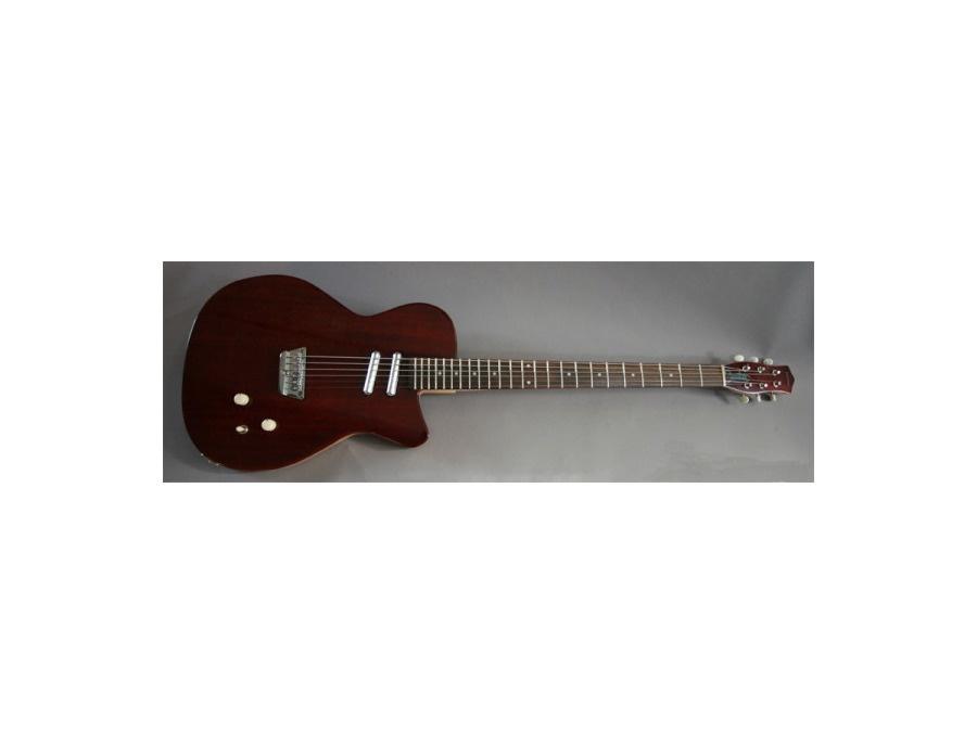 Creston Straight-6 Baritone Guitar