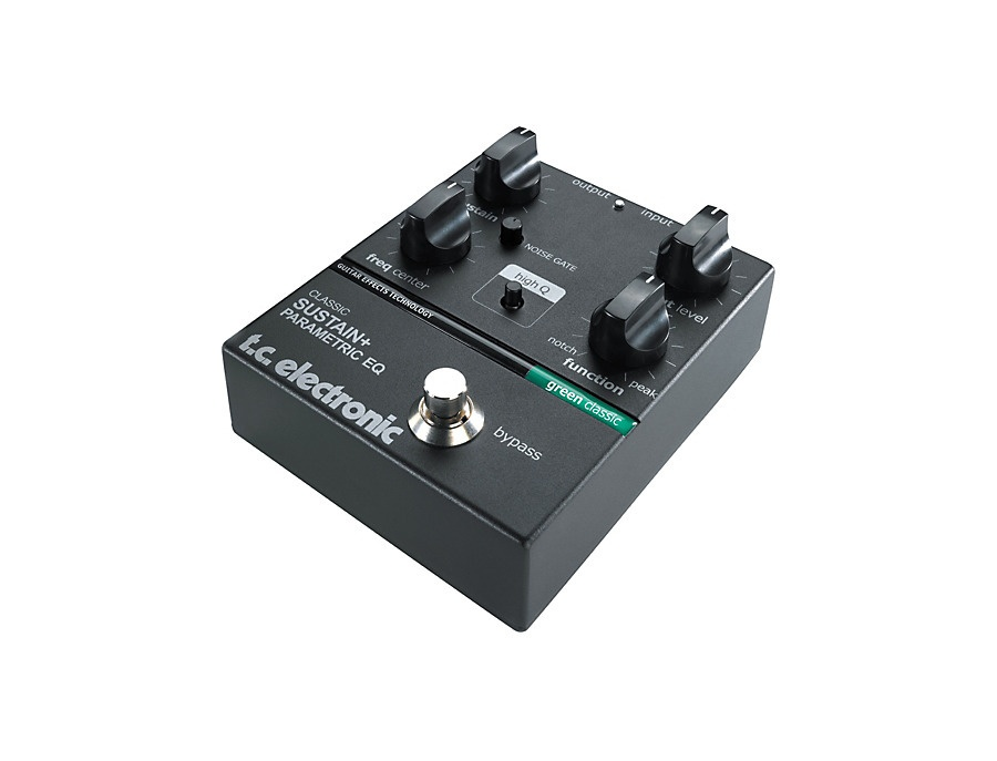 Sustain+ Graphic equalizer tc electronic