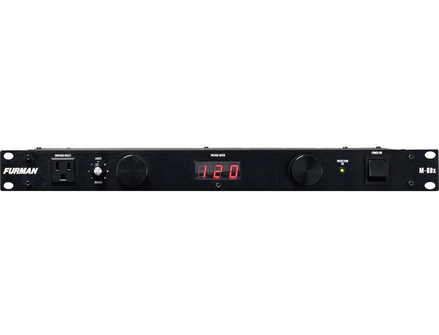 Furman M-8Dx 15-Amp Power Conditioner