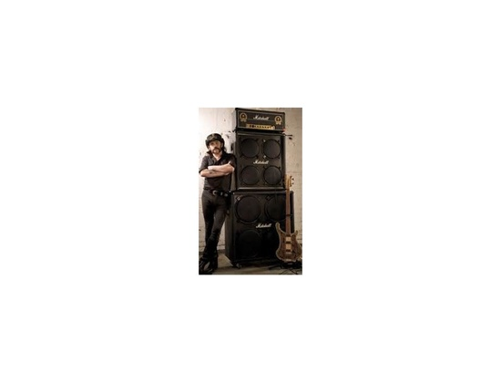 Marshall custom bass cabinets