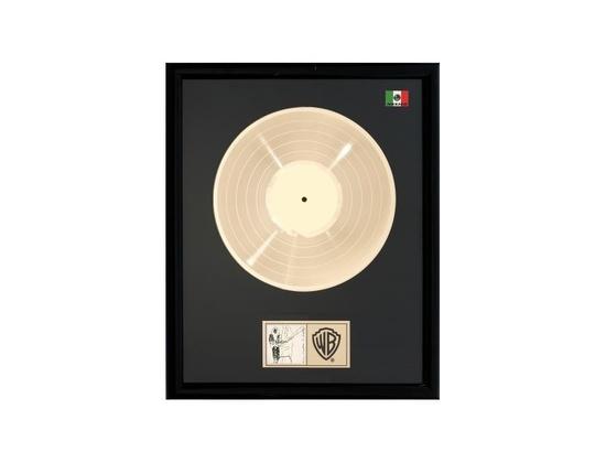 """AMPROFON Gold Sales Award – """"24 Nights"""""""