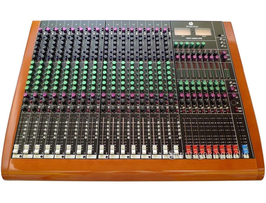 Toft Audio ATB16 Analog Mixer