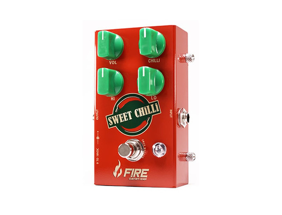 Sweet Chilli Overdrive Fire