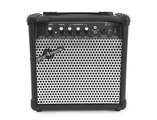 Gear4music 15W Amp