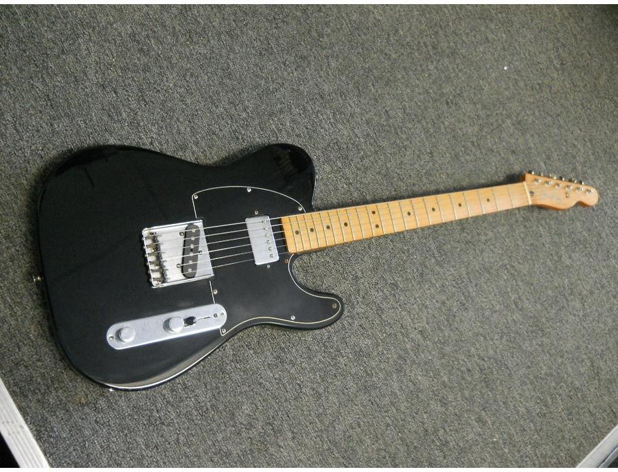 Fender Telecaster Special Maple Black (90's Fat Tone MIM)