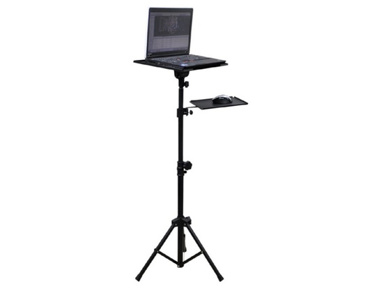 Electrovision Height Adjustable Tripod Laptop Stand