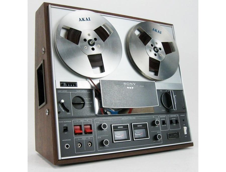 Sony tc 366 reel to reel tape recorder xl