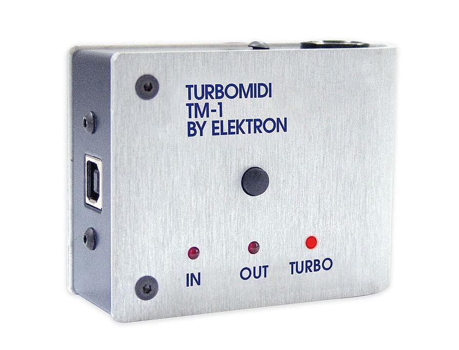 Elektron tm 1 usb midi interface xl