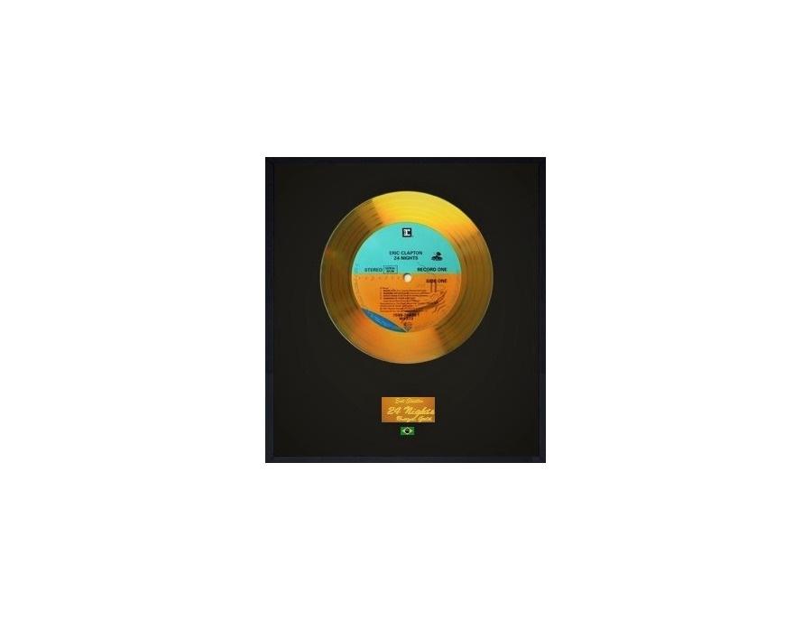 """ABPD Gold Sales Award – """"24 Nights"""""""