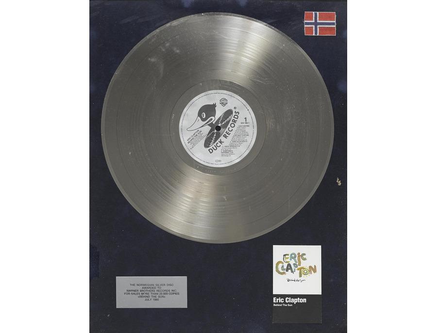 "IFPI Norway Silver Sales Award – ""Behind the Sun"""