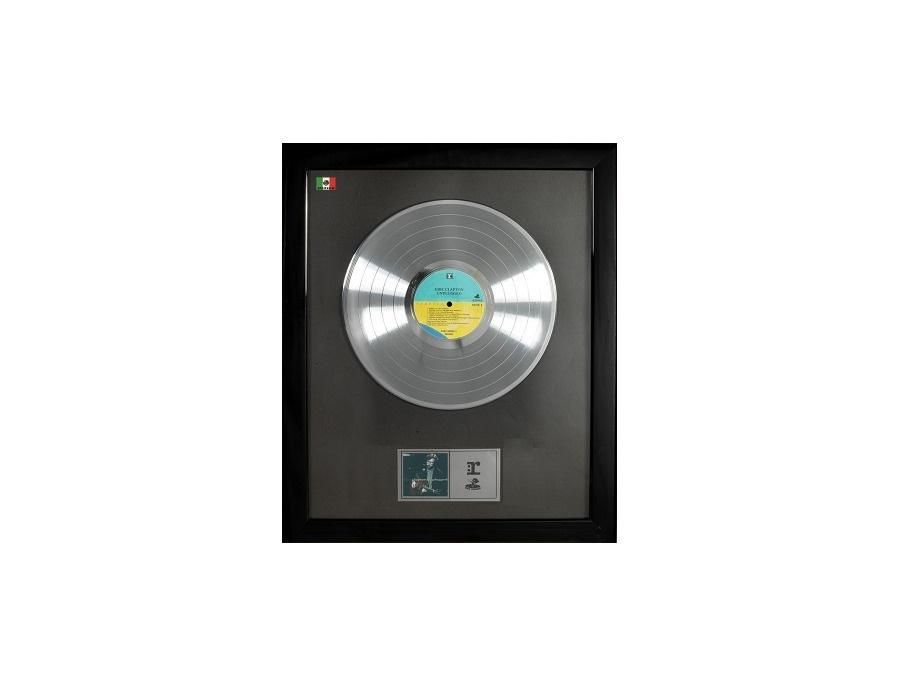 "AMPROFON Platinum Sales Award – ""Unplugged"""