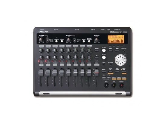 Tascam Digital Portable Studio DP-03SD
