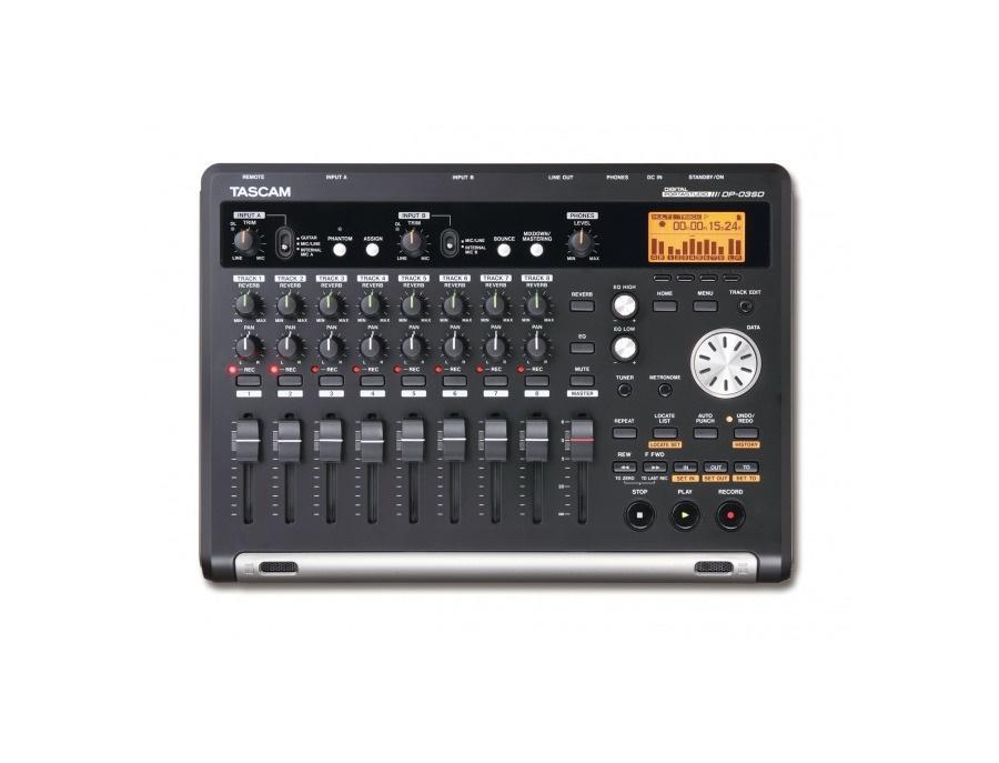 Tascam Digital Portable Studio DP-03SD