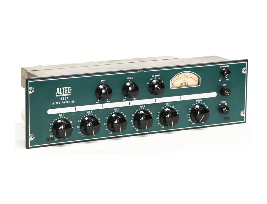 Altec 1567A Tube Mixer