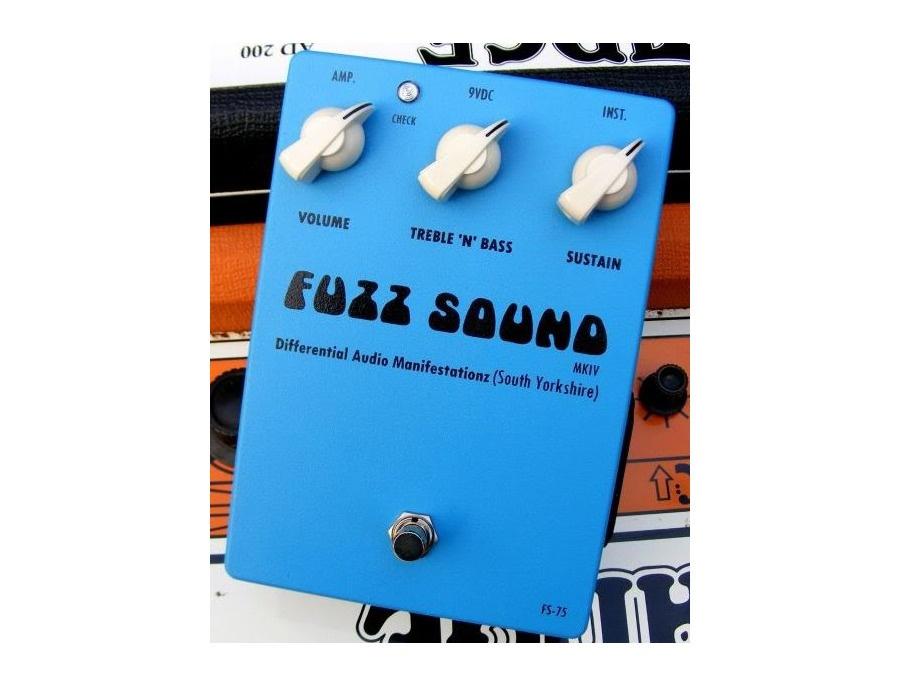 D*A*M Fuzz Sound