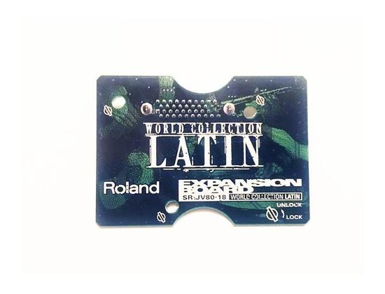 Roland SR-JV80-18 Latin Expansion