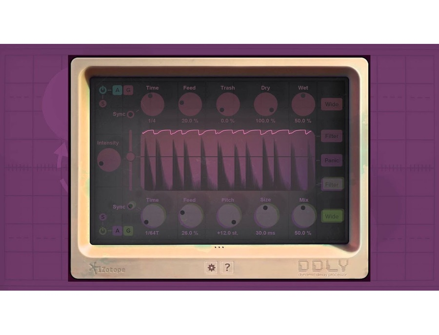 Izotope ddly dynamic delay xl
