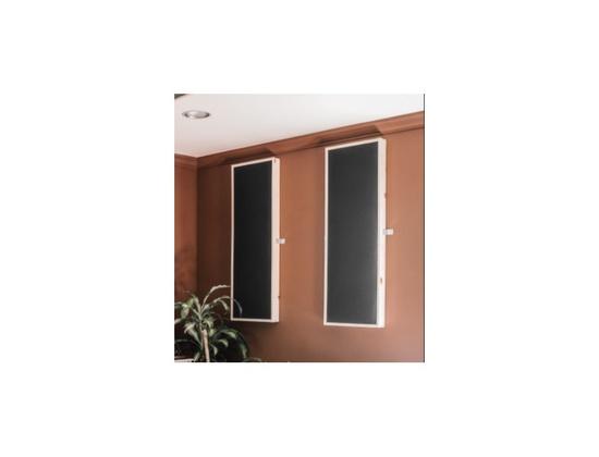 Black Acoustic Treatment Panels (DIY)