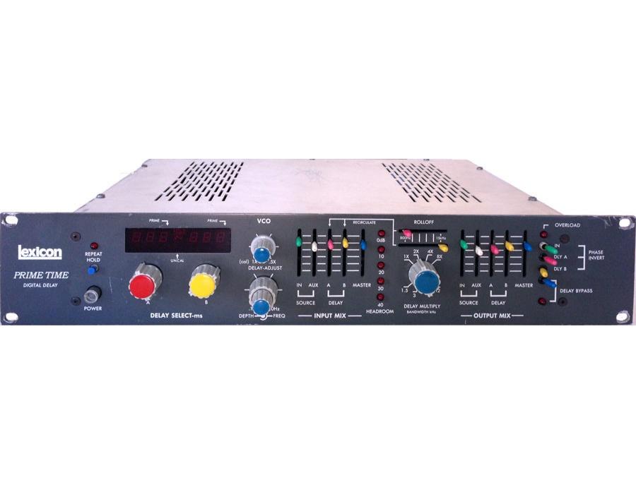 Lexicon m93 prime time digital delay processor xl