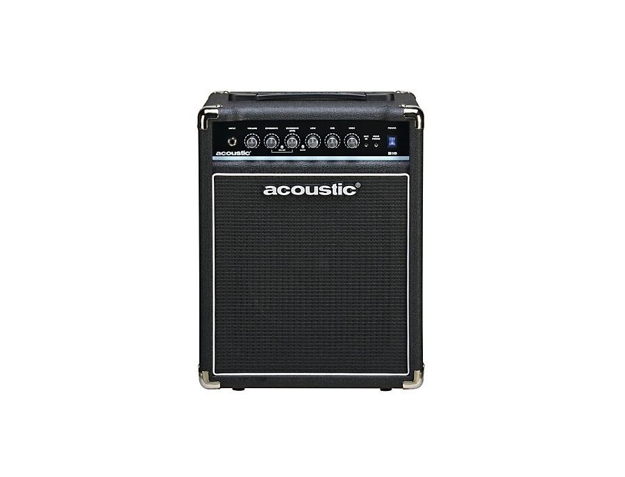 Acoustic B15 Bass Amp