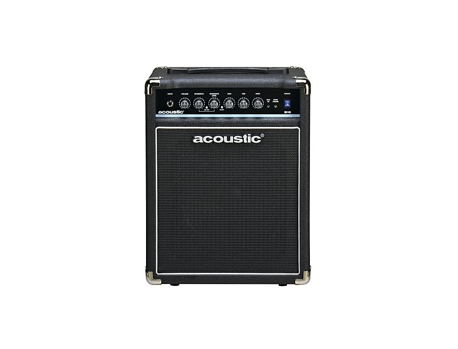 Acoustic B15 Bass Amp