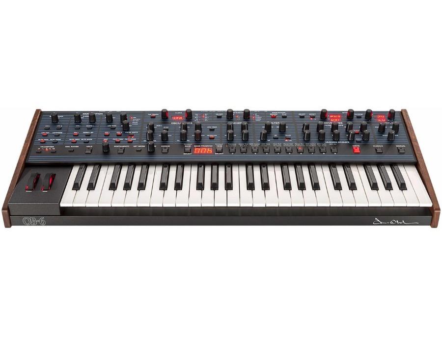 Dave smith instruments ob 6 synthesizer xl