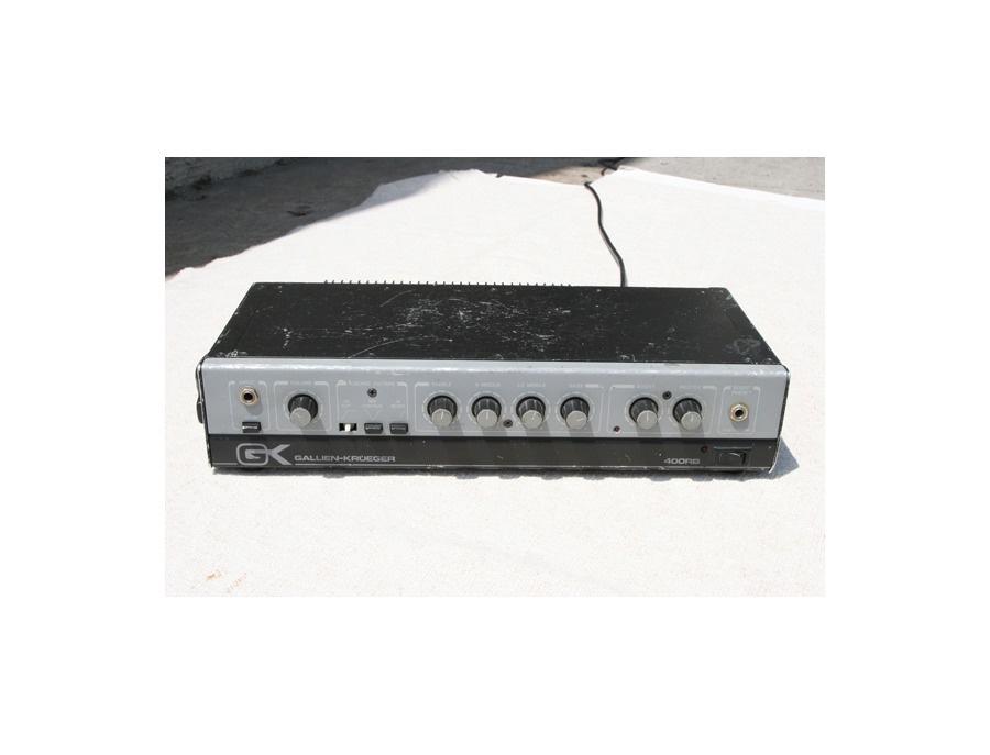 Gallien krueger 400rb bass amplifier xl