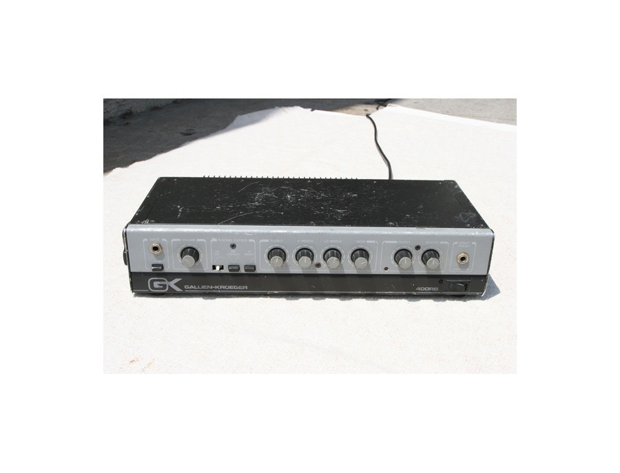 Gallien Krueger 400RB Bass Amplifier
