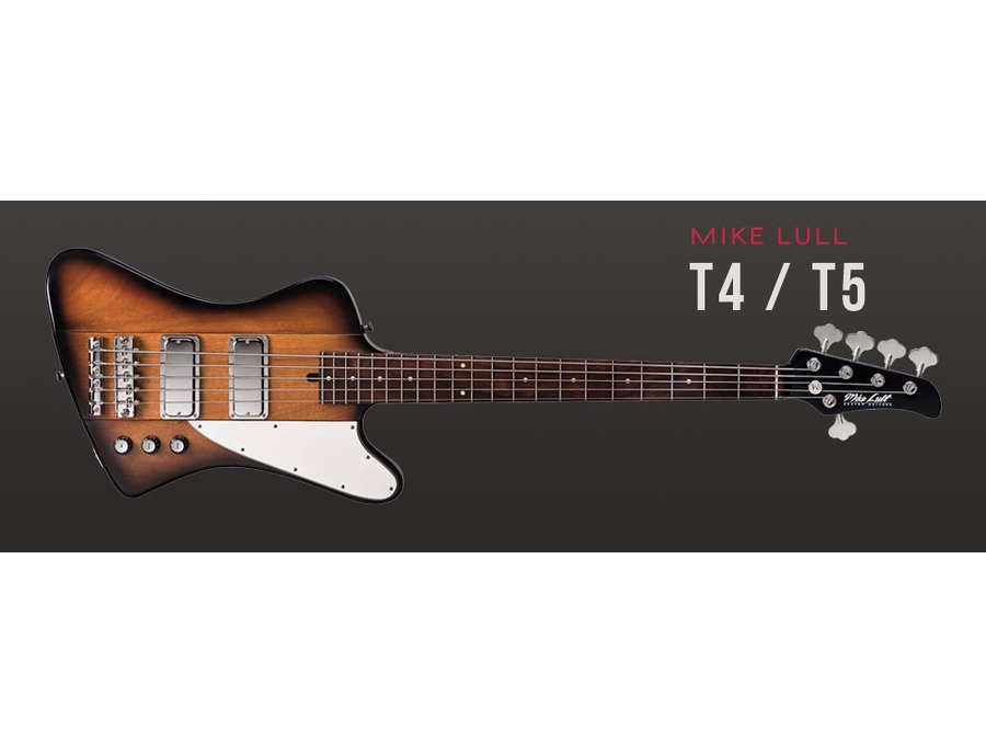 Mike Lull T-5 Bass