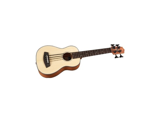 Kala U-Bass Spruce Top