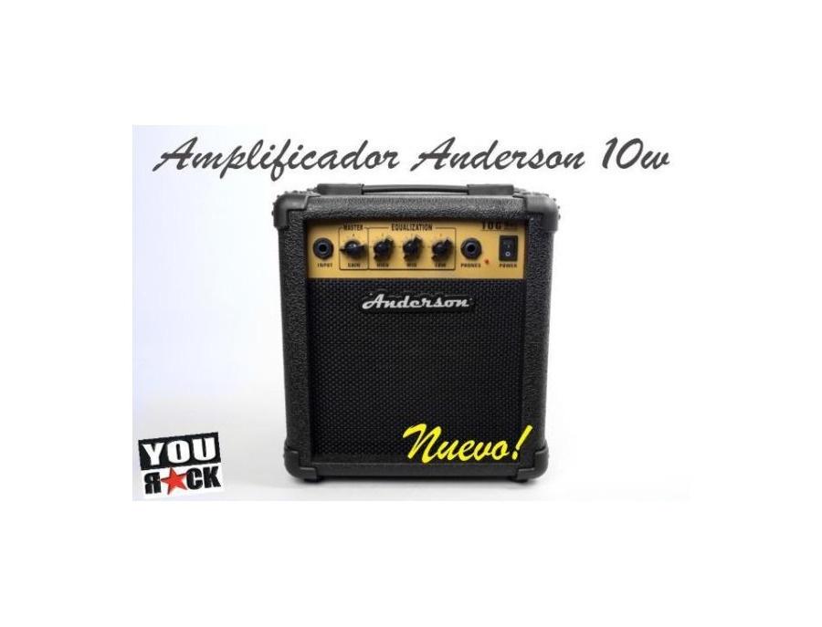 Anderson 10w Amp