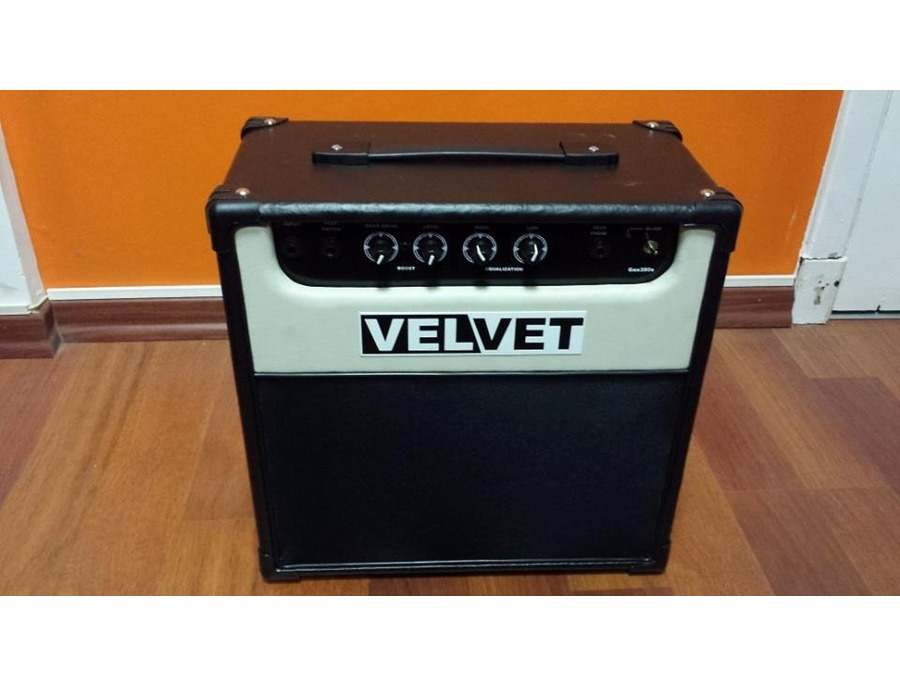 Velvet 30w Amp