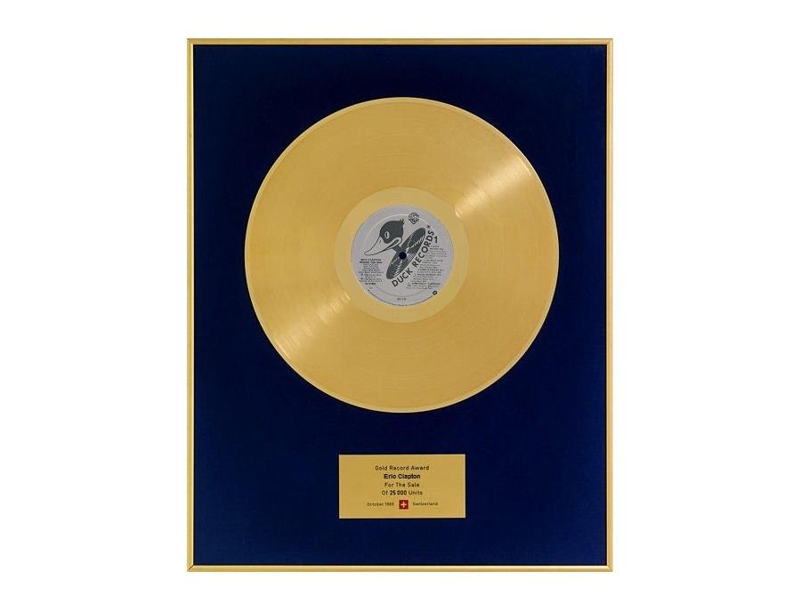 "IFPI Switzerland Gold Sales Award – ""Behind the Sun"""