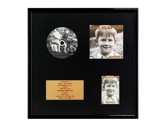 "CAPIF Gold Sales Award – ""Reptile"""