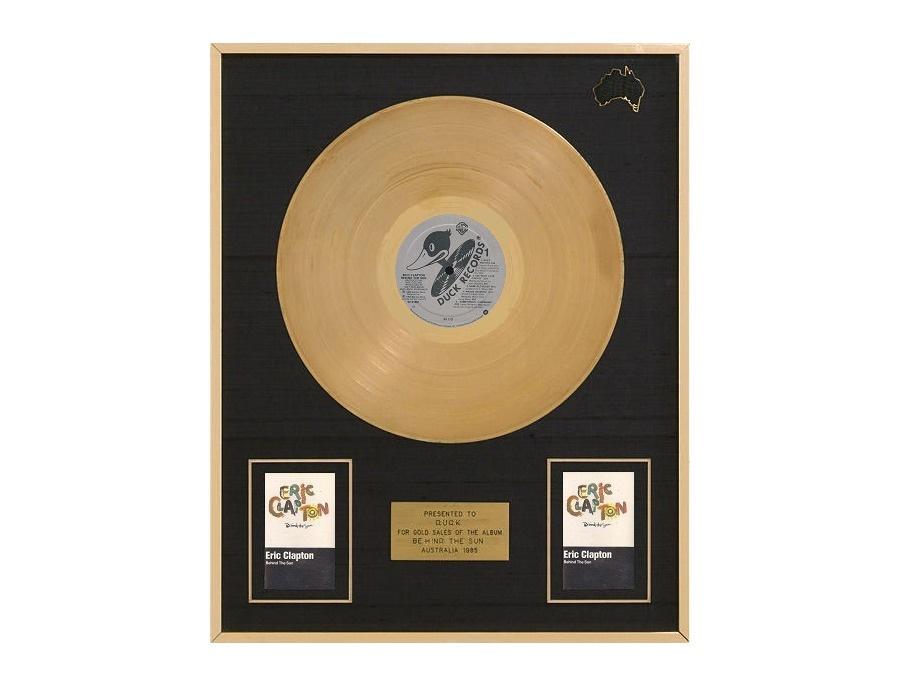 "ARIA Gold Sales Award – ""Behind the Sun"""