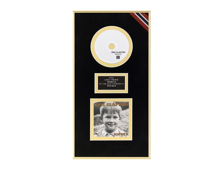 "IFPI Norway Gold Sales Award – ""Reptile"""