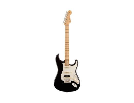 Fender American Standard Stratocaster® HSS Shawbucker MN Black