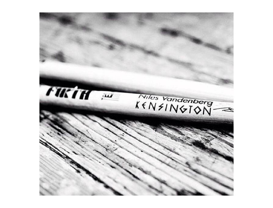 Vic Firth Niles Vandenberg signature sticks
