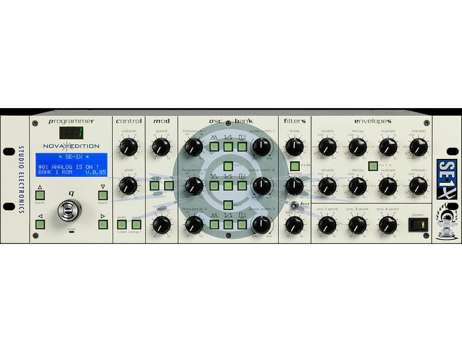 Studio Electronics SE-1x Angel Dust Edition