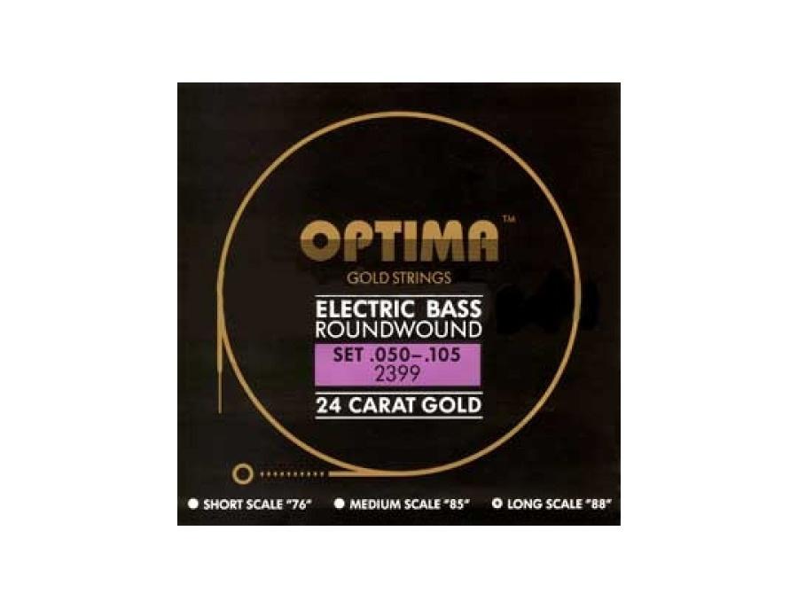 Optima Gold Bass 24 Carat Gold