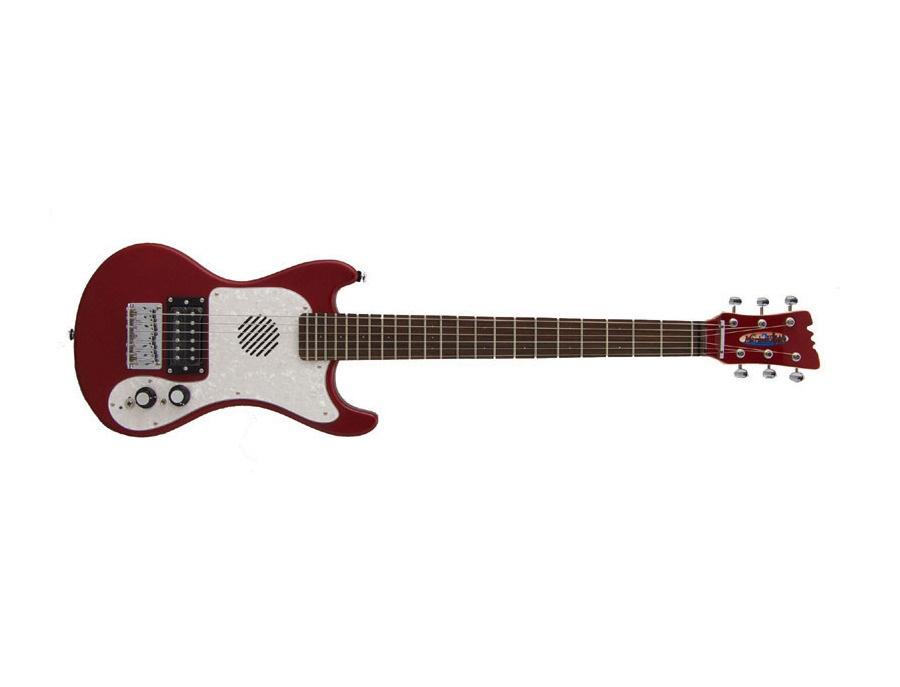 Japanese Marine Rider Guitar