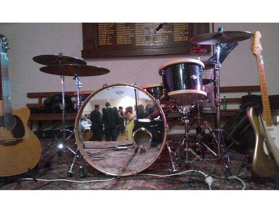Roulette Custom Drums/Stellar Wood Drum Hoops