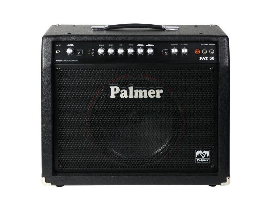 Palmer Fat 50 50W Amp Combo