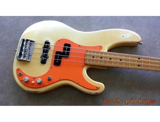 Fender Precision Bass Plus