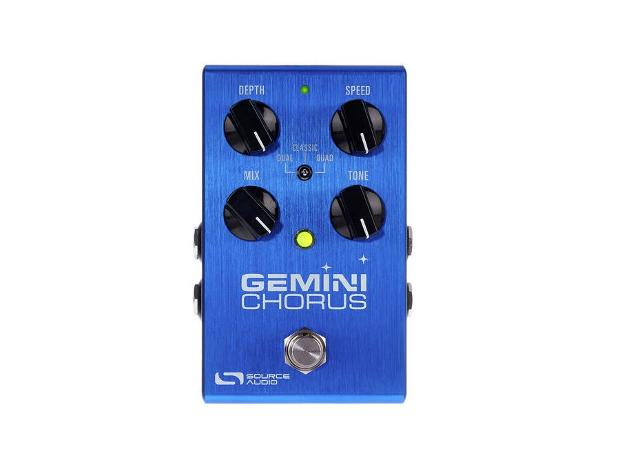 Source Audio Gemini Chorus