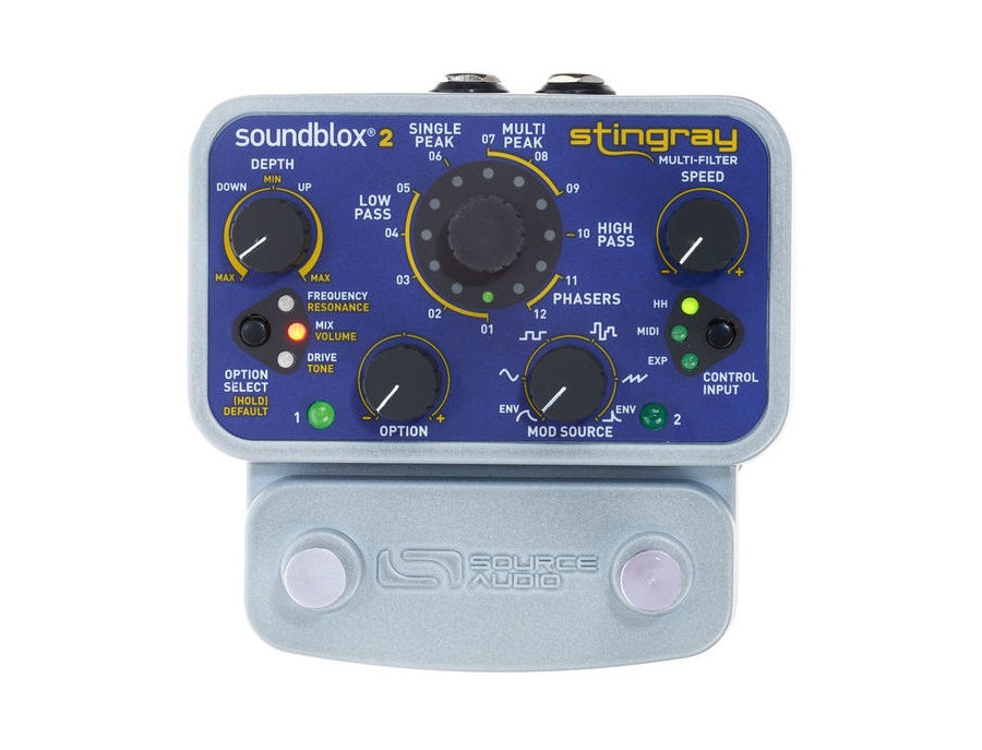 Source Audio Soundblox 2 Stingray